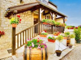 Gite la Maison du Tonnelier, Route des Grands Crus, hôtel à Comblanchien