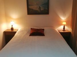 La Cascarona, habitación en casa particular en Santiago