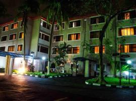 Chesterfield Hotel & Suites, hotel near Murtala Muhammed International Airport - LOS, Hausa