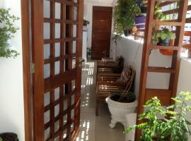 Cantinho Aconchegante em Tambau, hotel with pools in João Pessoa