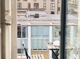 Double Room with Private Balcony, habitación en casa particular en Londres