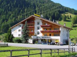 Hotel Bergblick, Hotel in Nauders