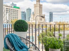 GLAM APARTMENTS city center – apartament w Warszawie
