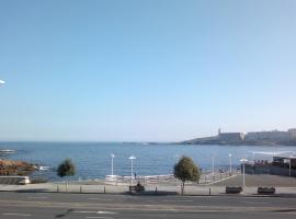 Hotel Coruña Mar, hotel en A Coruña