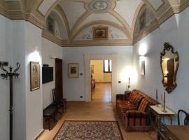 B&B Palazzo Rustici, hotel in L'Aquila