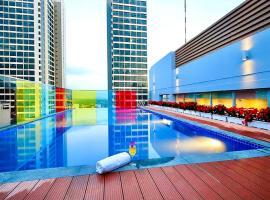 Q2 Deluxe Apartment, hotel near MM Mega Market, Ho Chi Minh City