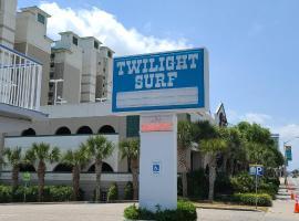 Twilight Surf Hotel, hotel in Myrtle Beach