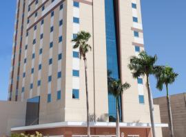 Delmond Hotel, hotel in Cuiabá
