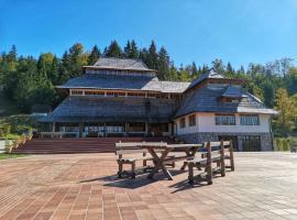 Čarobni Breg, hotel u Mokroj Gori
