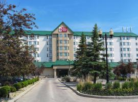 Best Western Plus Winnipeg Airport Hotel, hotel em Winnipeg