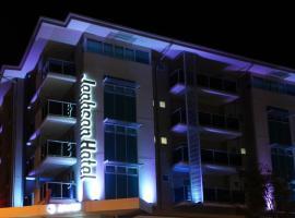 Jephson Hotel & Apartments, hotell Brisbane'is