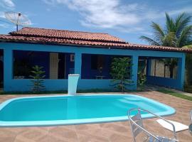 Joelma temporada, pet-friendly hotel in Maragogi