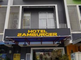 Hotel Zamburger Enstek, hotel in Sepang