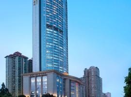 Soluxe Hotel Guangzhou, hotel with jacuzzis in Guangzhou