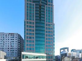 オラカイ インサドン スイーツ (旧 フレイザー スイーツ インサドン ソウル)、ソウルのアパートメント