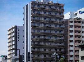 PORTA INN Tanimachi 9chome, hotel in Osaka