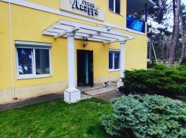 Lazur Hotel, hotel in Divnomorskoye