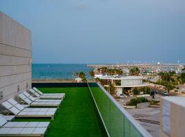Hotel Neptuno, hotel in Valencia