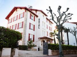 Hotel Saint Julien, hôtel à Biarritz près de: BMA Biarritz French Language School