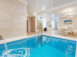 Home-otel, hôtel à Krasnodar