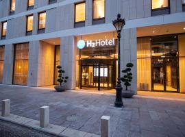 H2 Hotel Budapest, hotel in 05. Belváros - Lipótváros, Budapest