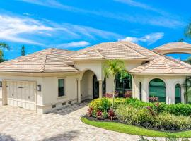 Exceptional Vacation Home in Cape Coral home, Hotel mit Whirlpools in Cape Coral
