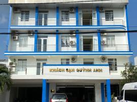 Khách sạn Quỳnh Anh, hotel in Rach Gia