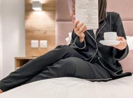 Hypnos by bed N' mix: Lefkoşa'da bir otel