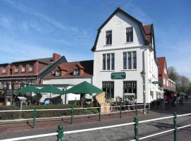 Greetsieler-Börse, Hotel in Greetsiel