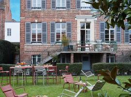 O DELA DE L'O, LE 64 - maison d'hôtes de charme entre Côte d'Albâtre et Baie de Somme, B&B/chambre d'hôtes à Eu