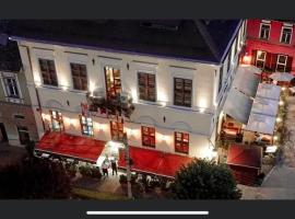 Pensiunea Gasthaus Alte Post, pensiune din Sighişoara