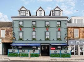 Riva Boutique Hotel, hotel in Helensburgh