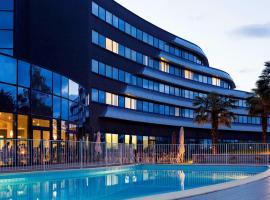 샤세노일 뒤 푸아투에 위치한 호텔 Novotel Poitiers Site du Futuroscope