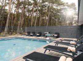 Rezydencja Morski Tygiel – hotel w Łebie