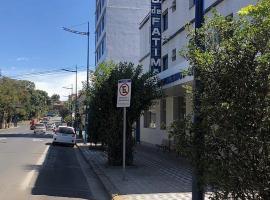 HOTEL NOSSA SENHORA DE FATIMA, отель в городе Посус-ди-Калдас