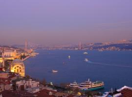 Sed Bosphorus Hotel, hotel in Istanbul