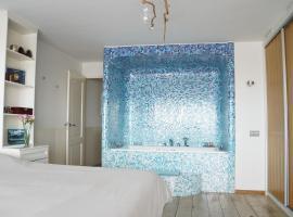 Vitamine Zee, hotel near Santpoort Noord Station, IJmuiden