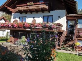 Haus Bergblick, hotel near Green Lake, Oberort