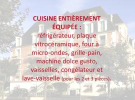 Résidence La Closerie Deauville, apartment in Deauville