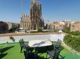 Gaudi's Nest Apartments, hotel near Sagrada Familia, Barcelona