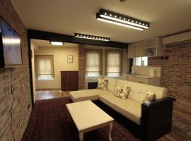 Coskun House, апартаменты/квартира в Стамбуле