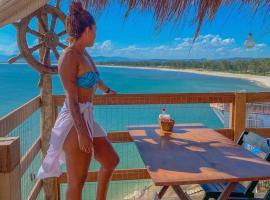 Pousada Marambaia Café, hotel near Grumari Beach, Barra de Guaratiba