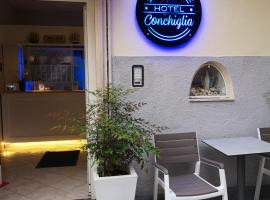 Hotel Conchiglia, hotel a Porto Ercole