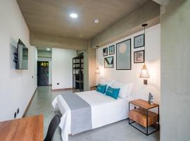 Hotel Ayenda LOFT 32, apartamento en Medellín