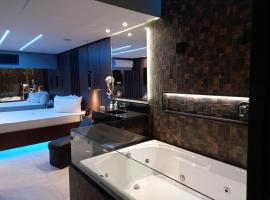 Motel Aphrodits, hotel with jacuzzis in Sao Paulo