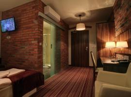 Browar CzenstochoviA Hotel&Spa – hotel w pobliżu miejsca Sanktuarium Matki Bożej Częstochowskiej w mieście Częstochowa
