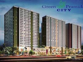 Green pramuka city okky, pet-friendly hotel in Jakarta
