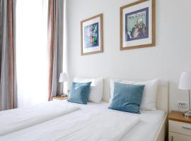 Riess City Hotel, bed & breakfast στη Βιέννη