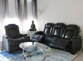 Luxurious 2bd/2bath 2balcony, in the heart of Midtown, apartment in Atlanta