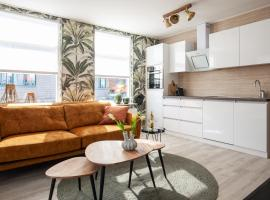 Beach Break Deco & Sleeping, apartment in Katwijk aan Zee